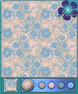 New pattern in 3 colors - you can use it for fashion, bedding and furniture!