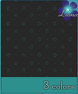 Pattern in 3 colors - best suited for wallpapers, carpets, furniture and clothes! See the alternate colors for more combinations!